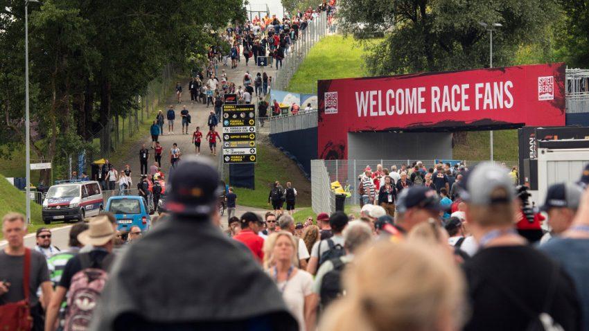 Formel 1 in Spielberg: Alle Infos [+Tipps zur Anreise]