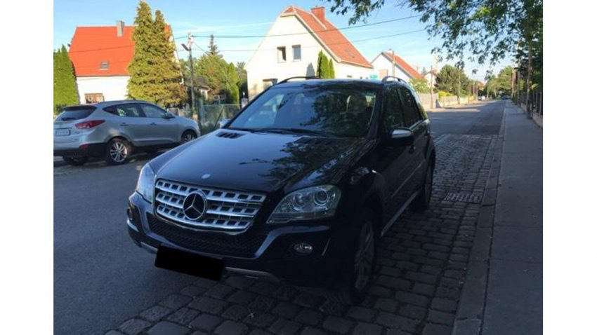 Mercedes-Benz M-Klasse (verkauft)