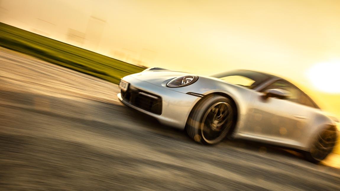 Porsche 911 Carrera 4S: Zuff Luv