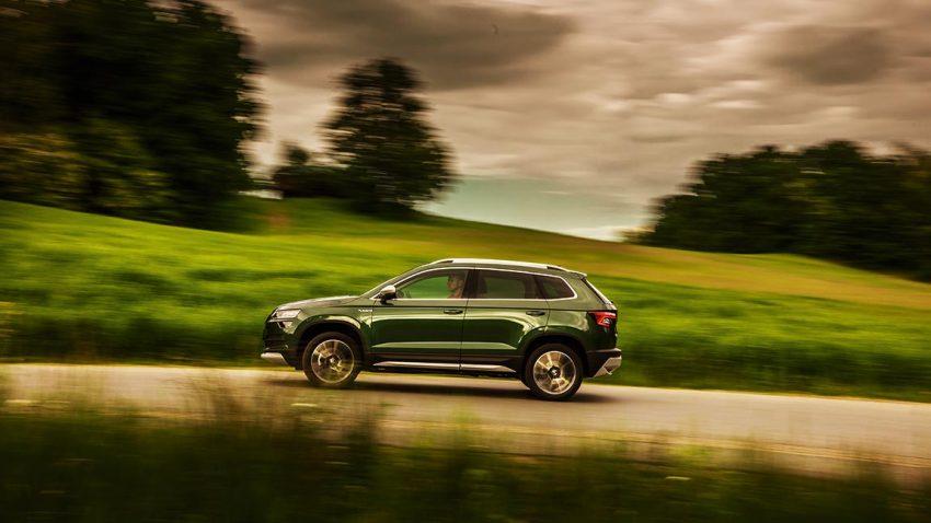 Halbjahrestest Škoda Karoq Scout 2,0 TDI 4x4: Der Förster in uns allen