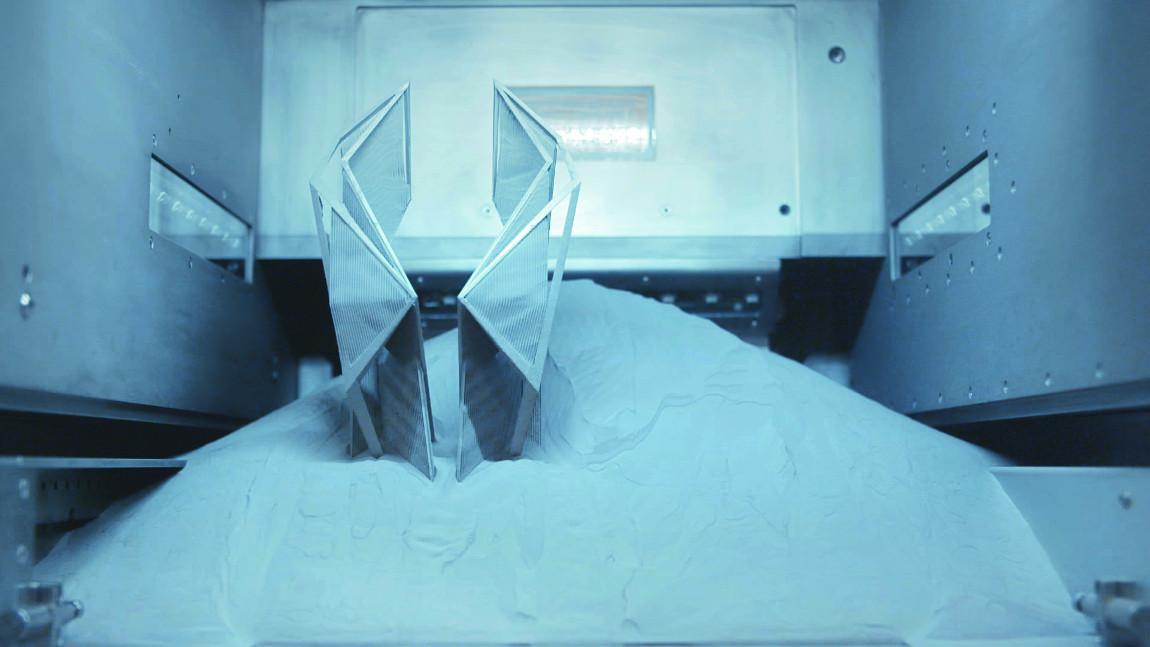 Formel-E-Trophäe aus dem 3D-Drucker: Additive Manufacturing mit Metallen