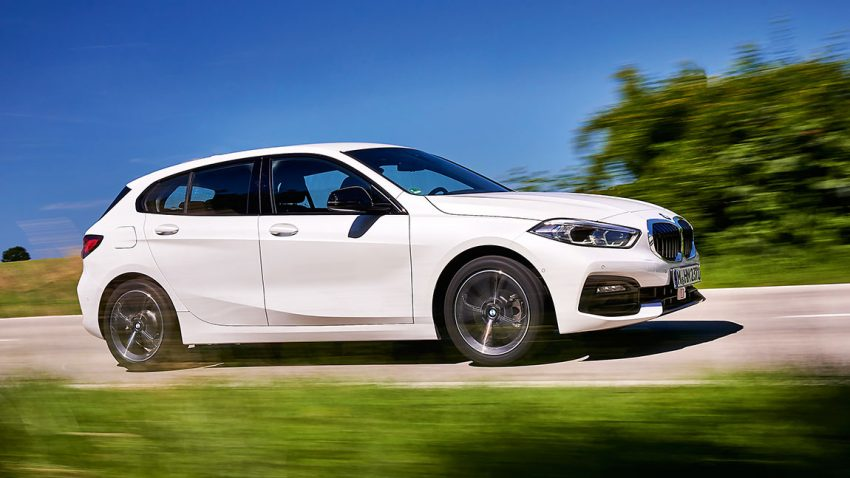 BMW 1er: Einserware