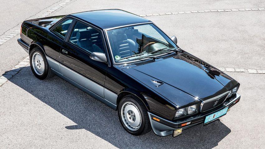 Kaufberatung Maserati Biturbo: Bitte um Geduld