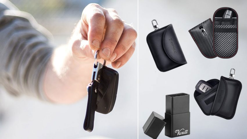 Keyless-go: So schützt man sich vor Autodieben