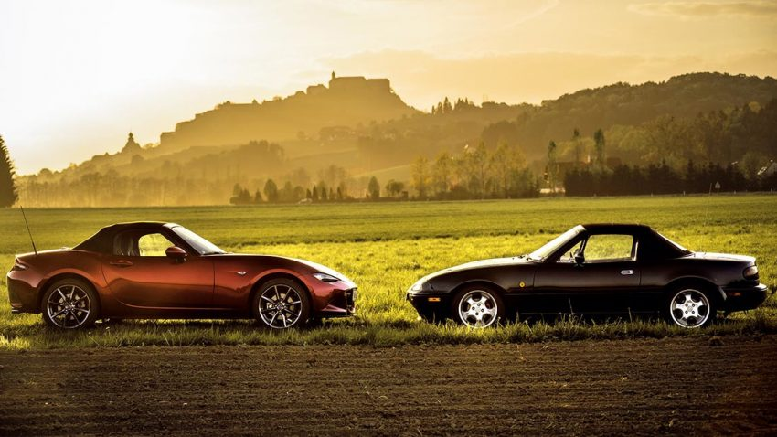 Kaufberatung Mazda MX-5: Große Versuchung
