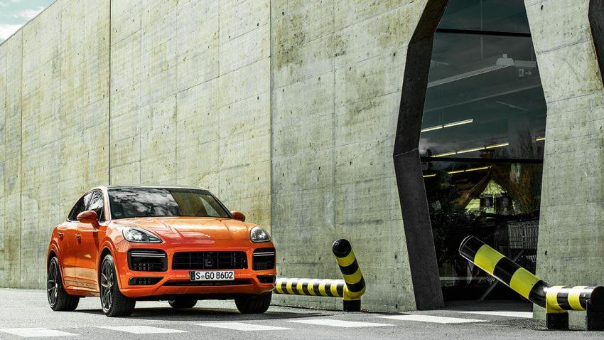 Porsche Cayenne Coupé: Zwei Zentimeter sind die Welt