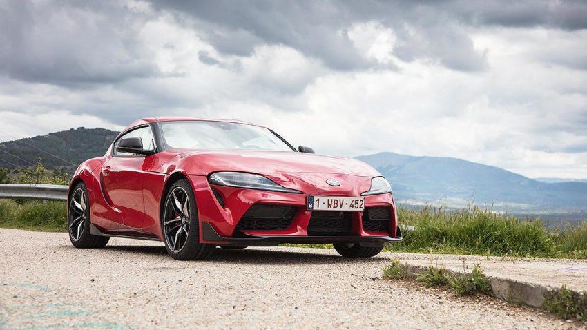 Toyota GR Supra: Gibt sich die Kante