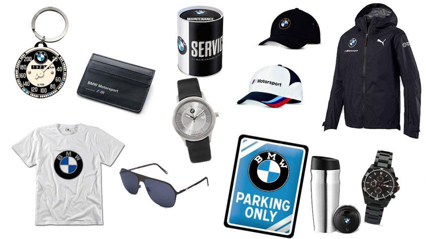 BMW-Fanartikel und Zubehör für wahre Fans