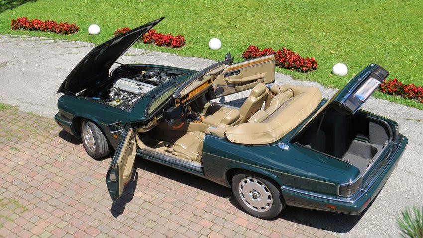 Jaguar XJS Celebration (verkauft)