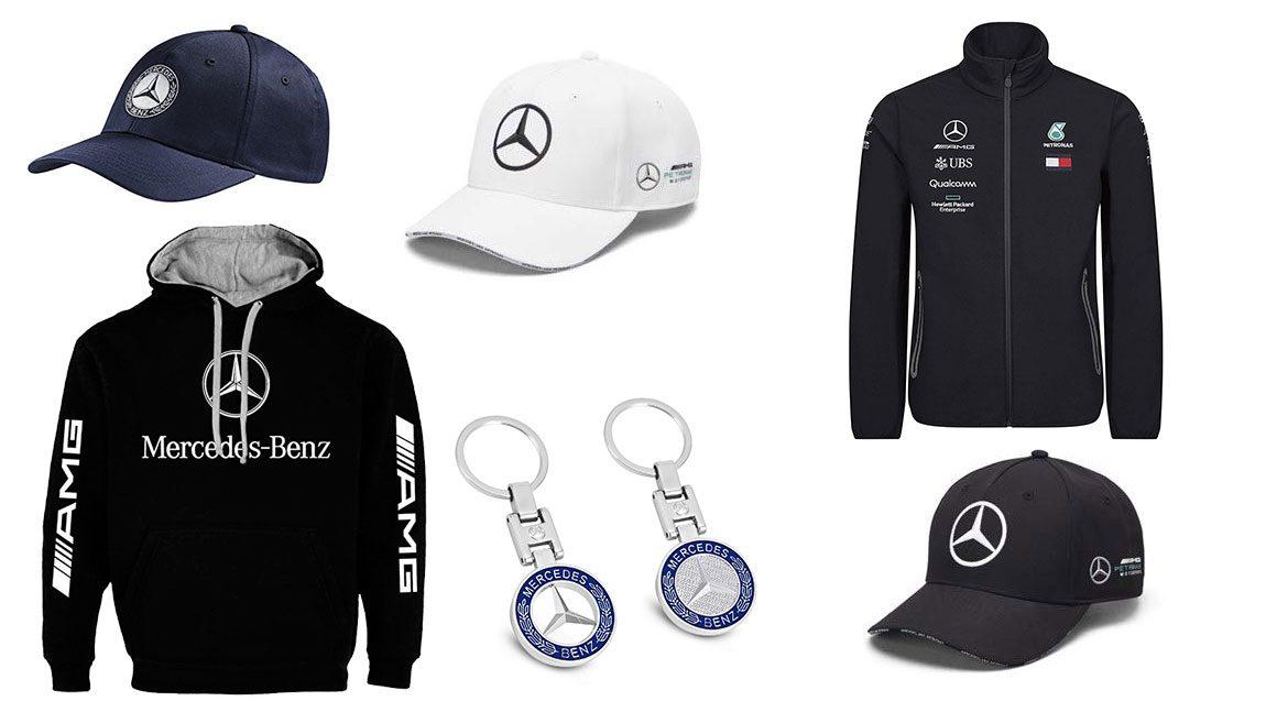 Mercedes-Fanartikel und Zubehör für wahre Fans