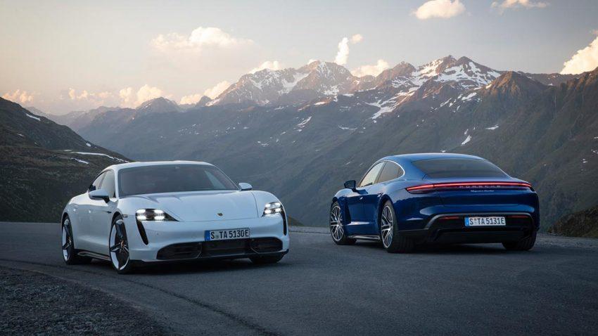 Porsche Taycan: Alle Infos zum Elektro-Porsche