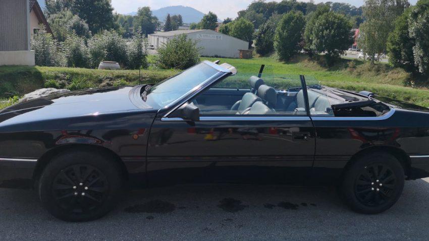 Chrysler Le Baron Cabrio