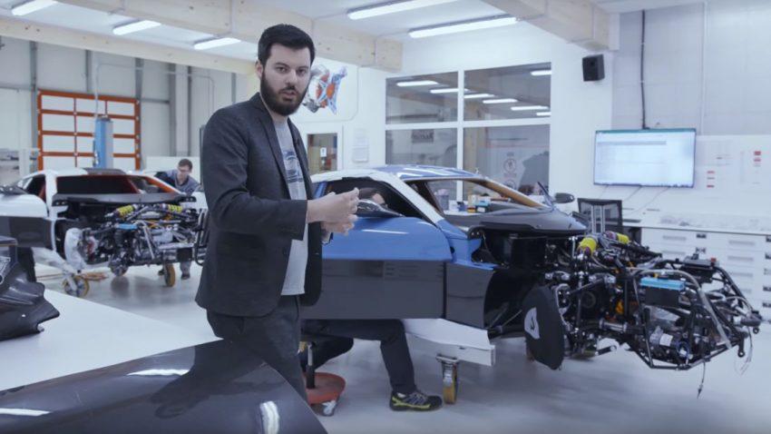 Ein Blick hinter die Kulissen von Rimac Automobili