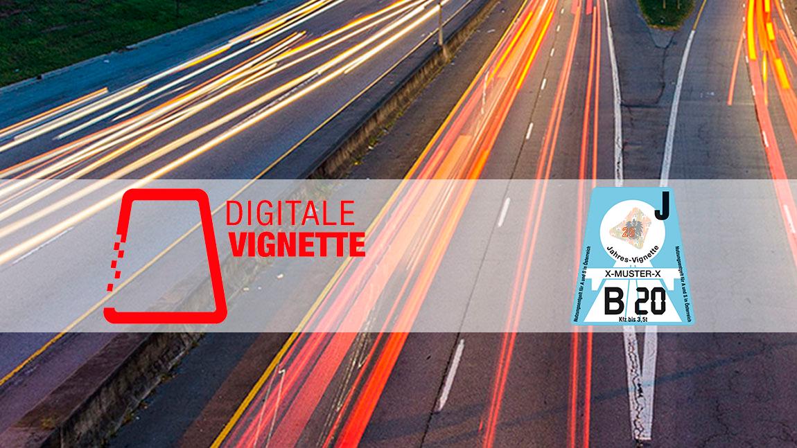 Autobahn-Vignette für Österreich: Infos, Preise & Tipps
