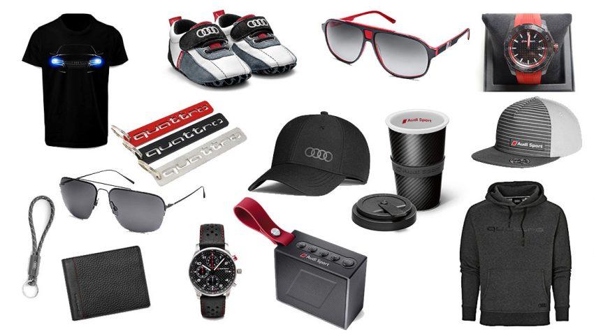 Audi-Fanartikel und Zubehör für wahre Fans