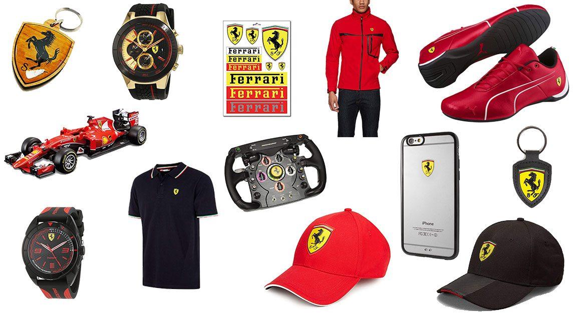 Ferrari-Fanartikel und Zubehör für wahre Fans