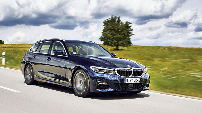 BMW 3er Touring: Das Allesauto