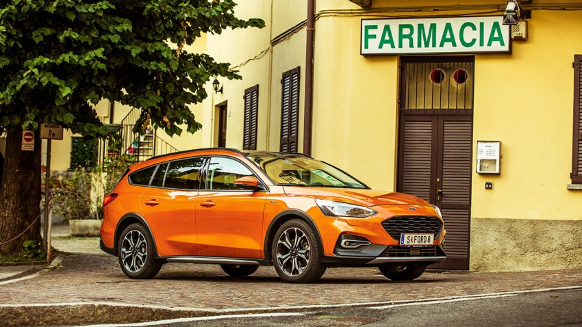 Halbjahrestest Ford Focus Active 1,5 EcoBoost: Uhrwerk Orange