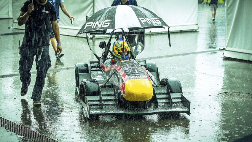 Formula Student in Spielberg: Plan über Bord