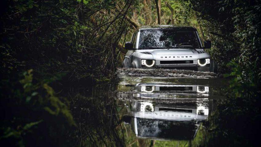 Das ist der neue Land Rover Defender [Fotos, Videos, Preise]