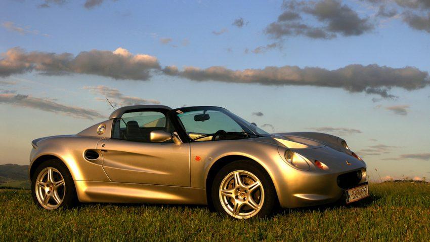 Lotus Elise Mk1 (verkauft)