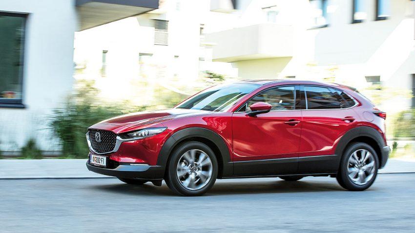 Prêt-à-porter: Mazda CX-30 im Test