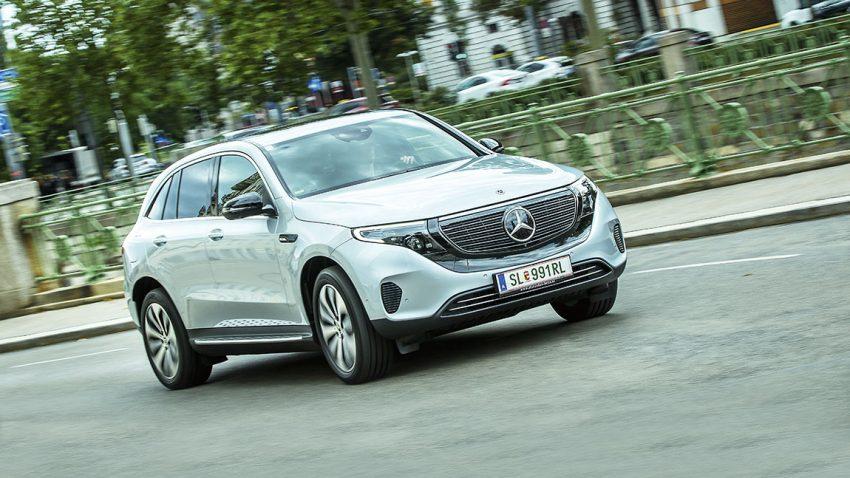 Mercedes EQC: Überzeugungstäter