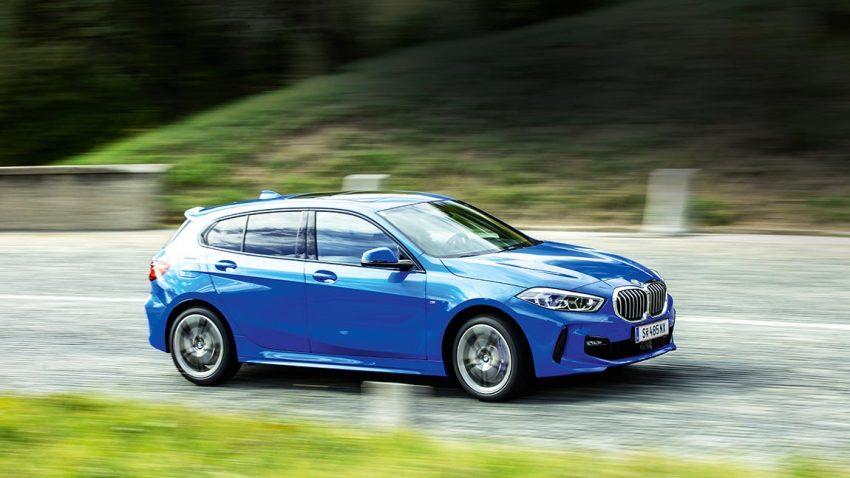 BMW 118i im Test: Jetzt ist schon wieder was passiert