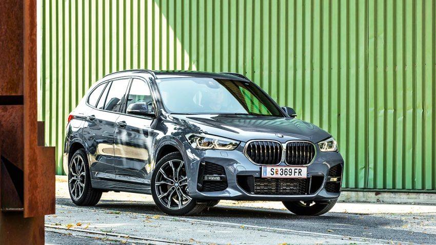 Alles, aber nicht zu viel - der BMW X1 im Test