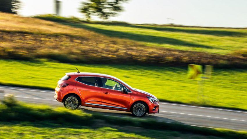 Renault Clio im Test: Familie Klein