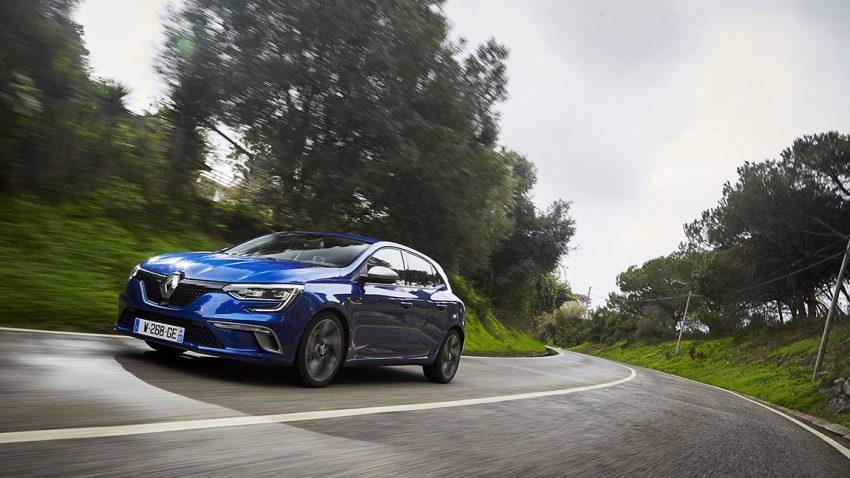 Renault Mégane neu kaufen Konfigurator Probefahrt