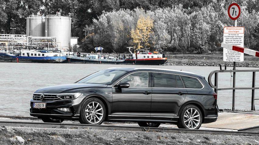 VW Passat Variant TDI im Test: Das Boot des Handlungsreisenden