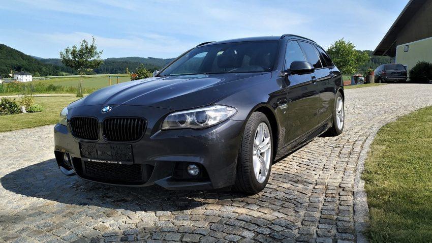 BMW 520d Touring Automatik M-Paket
