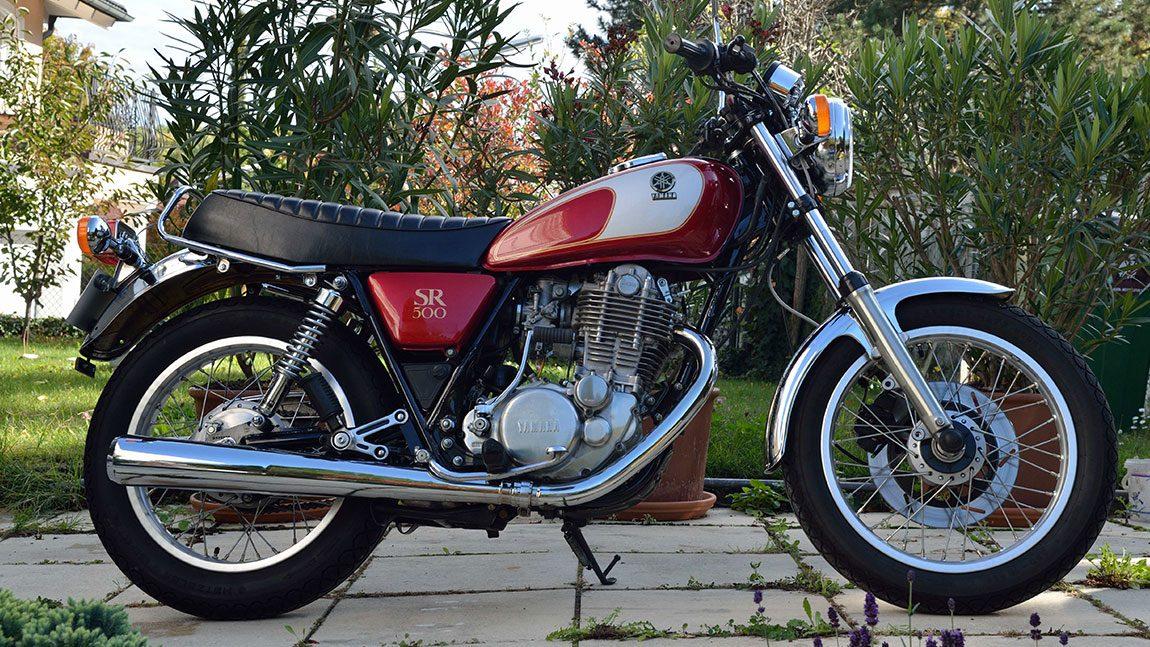 Suche: Japanische und italienische Straßenmotorräder