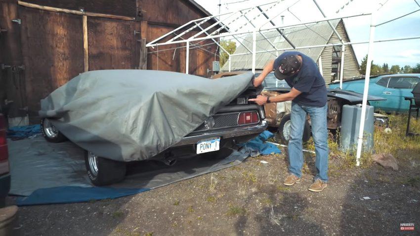 Der Mustang-Friedhof in Alaska (und ein nicht ganz alltäglicher Scheunenfund)