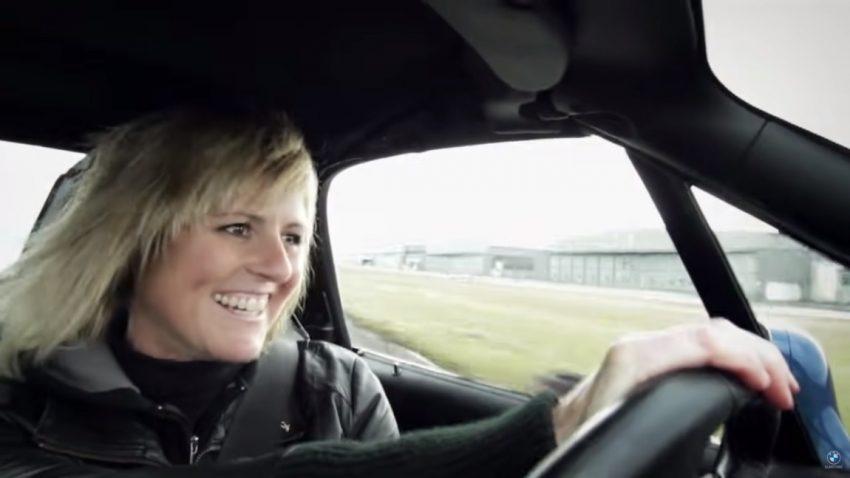 Sabine Schmitz, Königin des Nürburgrings