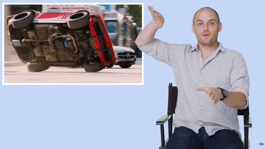 Filmreife Fahrtechnik: Rallye-Pilot analysiert spektakuläre Stunts