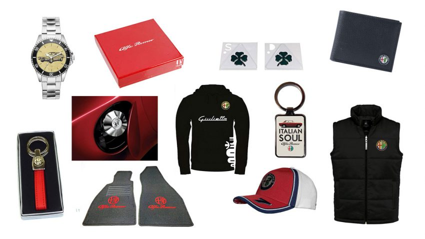 Alfa Romeo-Fanartikel und Zubehör für wahre Fans