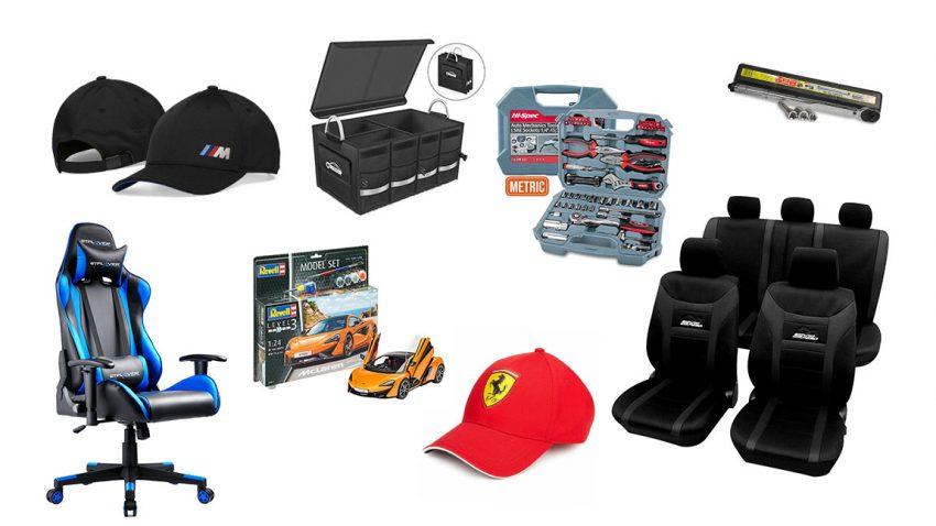 """Die besten Angebote für Auto-Fans in der """"Black Friday-Woche"""""""