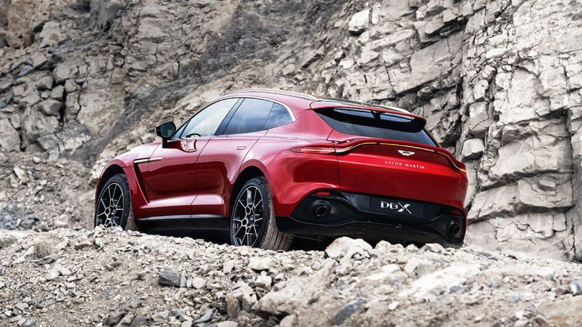 Aston Martin DBX: David Brown gerät auf Abwege