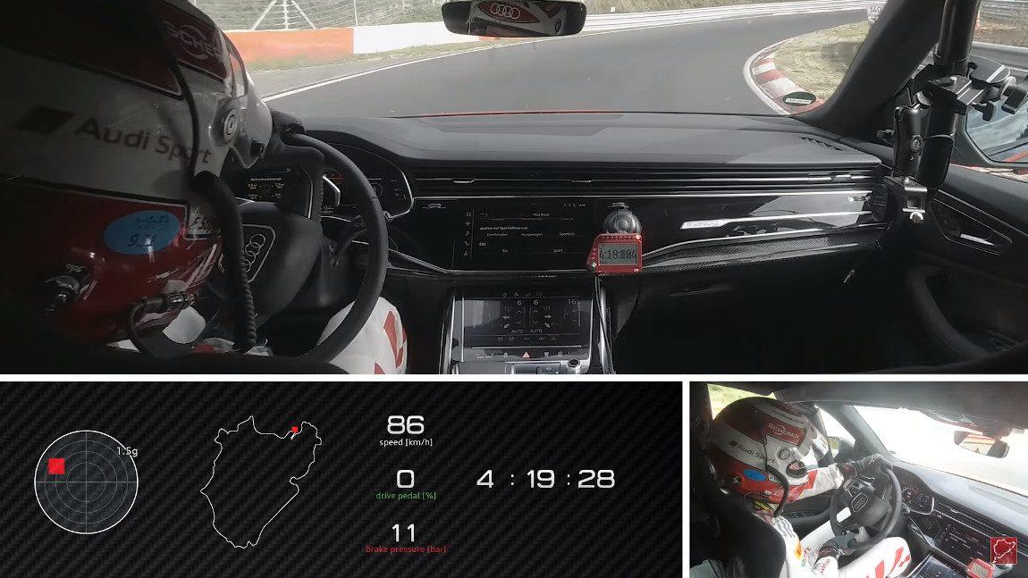 Neuer SUV-Rekord am Nürburgring
