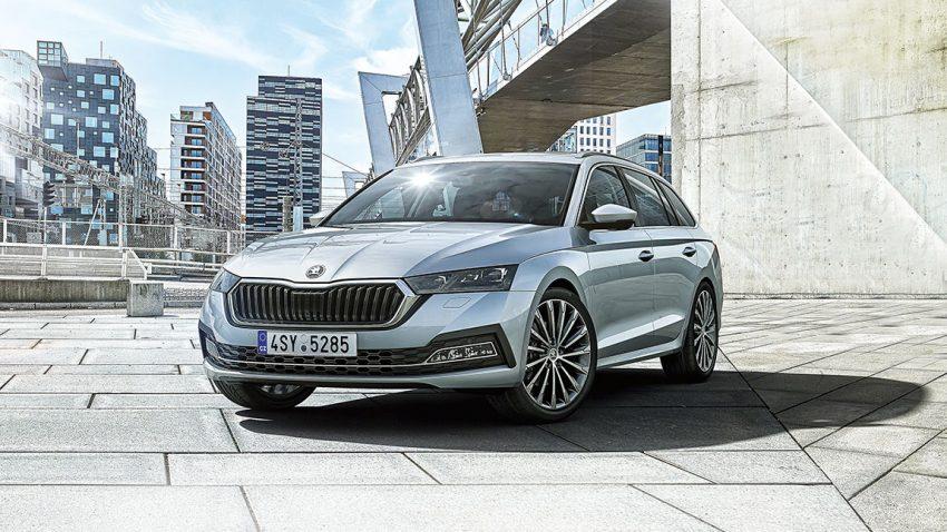 Škoda Octavia: Meister aller Klassenlosigkeit