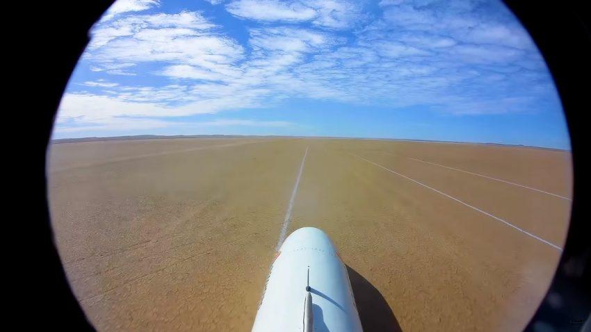 1010 km/h im Bloodhound LSR [Video]