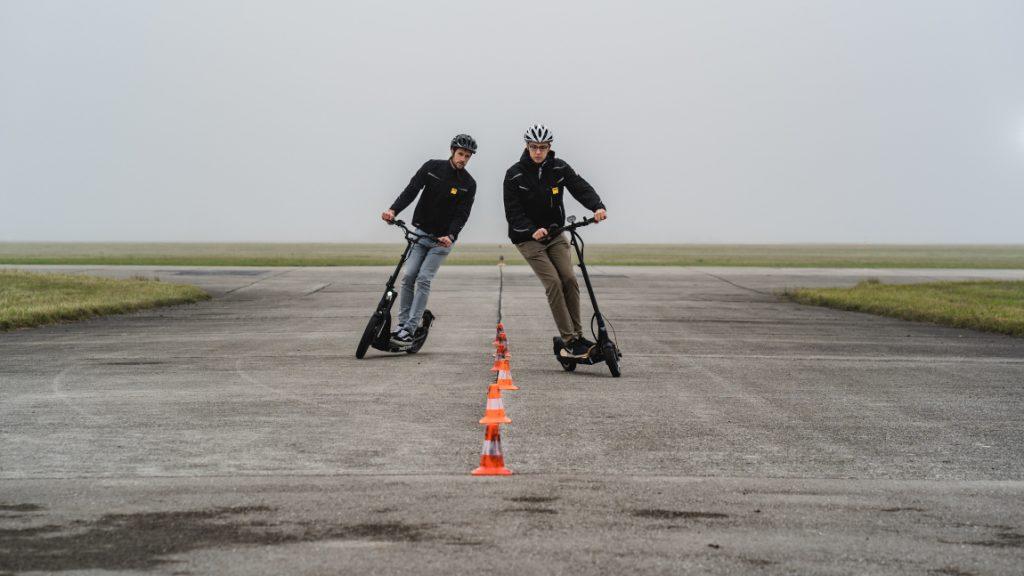 8 E-Scooter im Praxistest