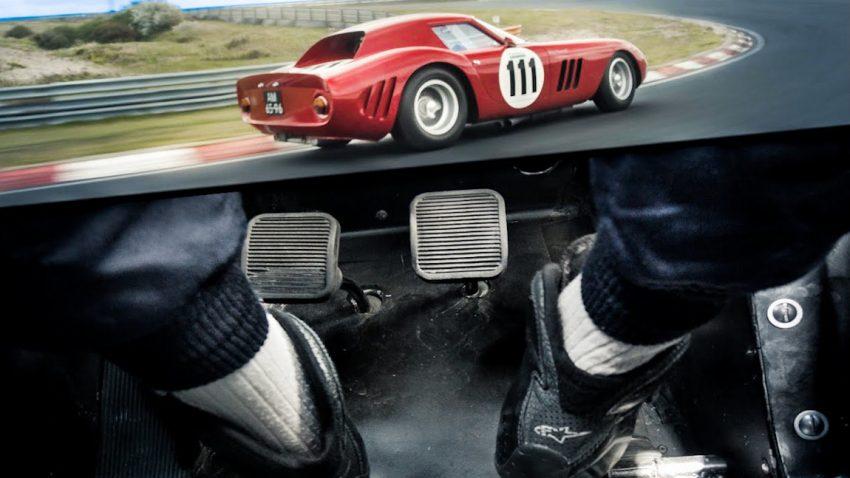 Ferrari 250 GTO: Fahrkunst mit Hand und Fuß
