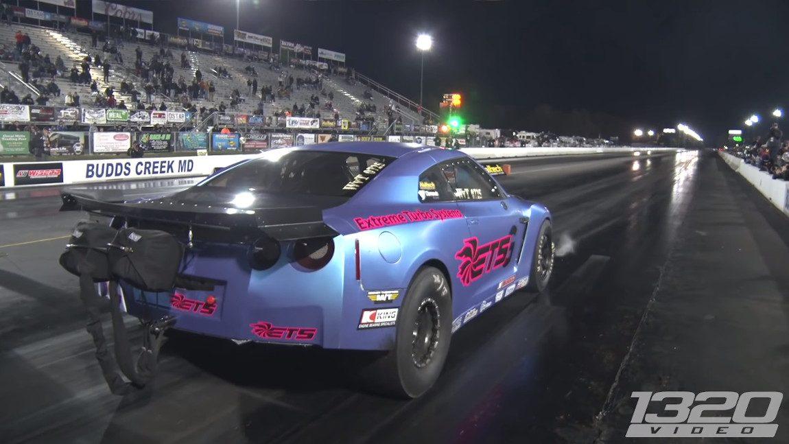 Rekord: Dieser Nissan GT-R schafft die Viertelmeile in 6,56 Sekunden