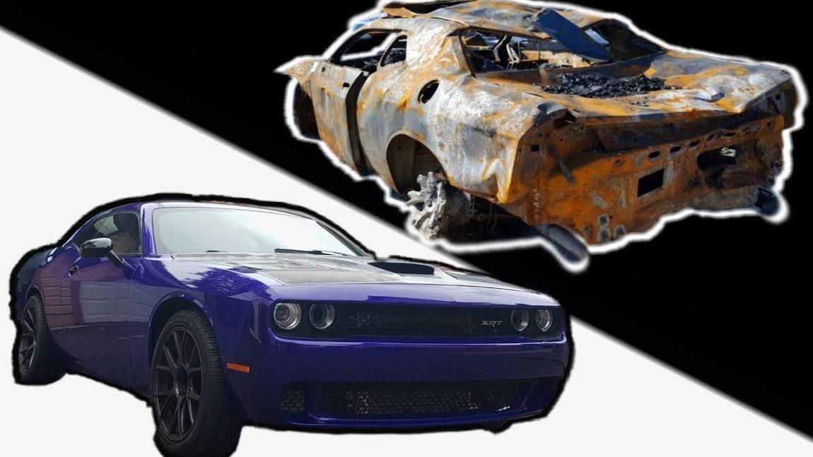 Dodge Challenger Hellcat: Wie Phönix aus der Asche