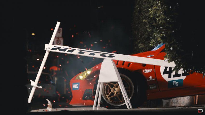 Kettenreaktion: Starthilfe für den Toyota GT86 mit Ferrari-V8