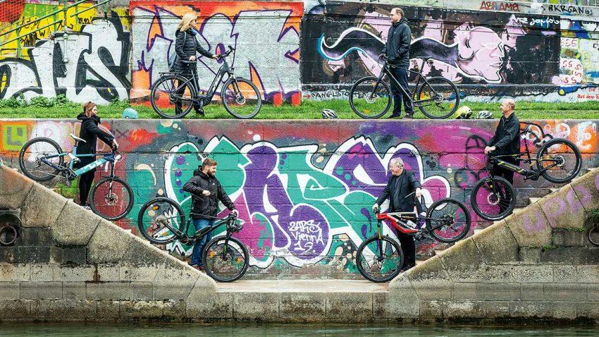 E-Bikes im Test: E-Motion mit Emotion