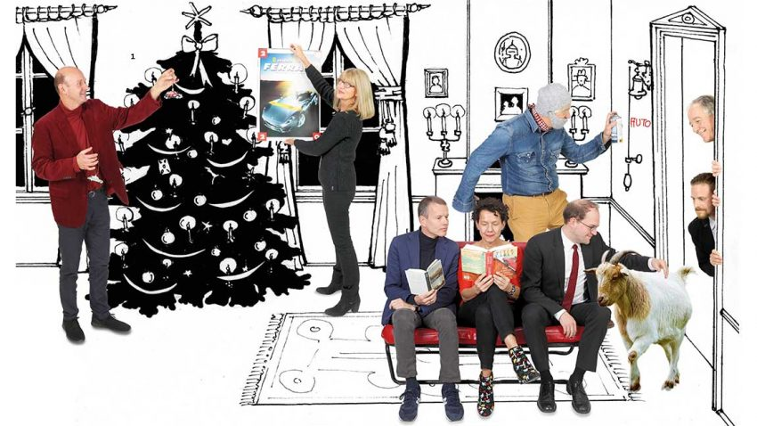 Geschenkideen für Weihnachten: Au, fein! So was Schönes!